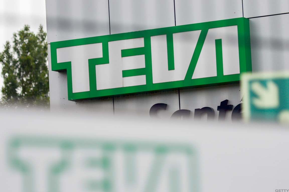 Teva has been a disaster.