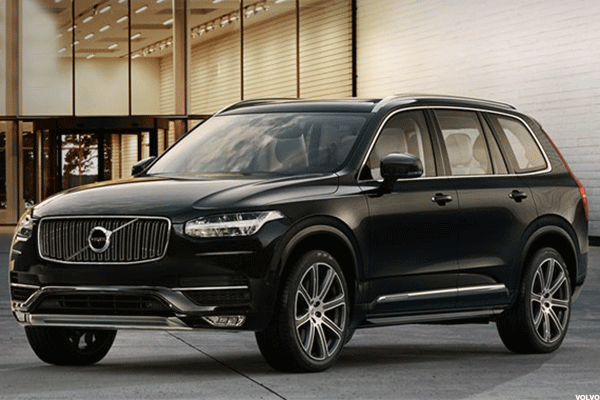 4. 2016 Volvo XC90 Inscription