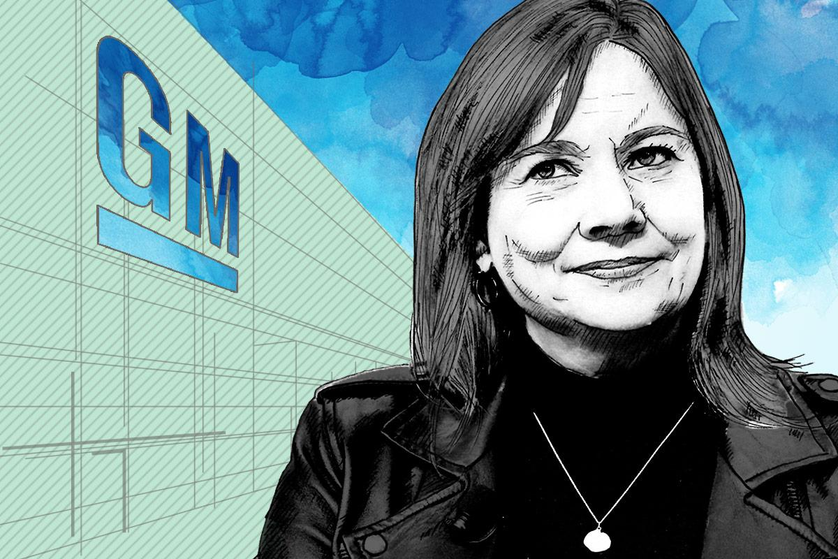 GM CEO Mary Barra took over at the automaker amid its ignition scandal, steering it clear of a serious misstep.