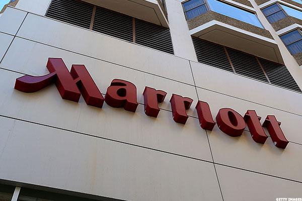 Marriott (MAR) Stock Higher, Morgan Stanley Upgrades