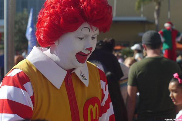 McDonald's Move to Sell Kids Breakfast Happy Meals Is a Joke