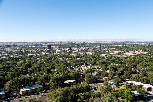 24. Billings, Mont.