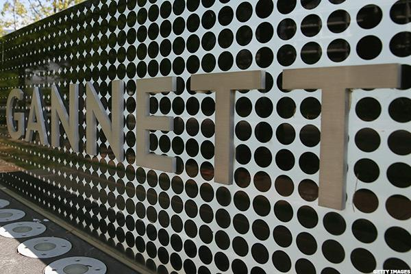 Gannett Provides Full Year 2017 Revenue Guidance