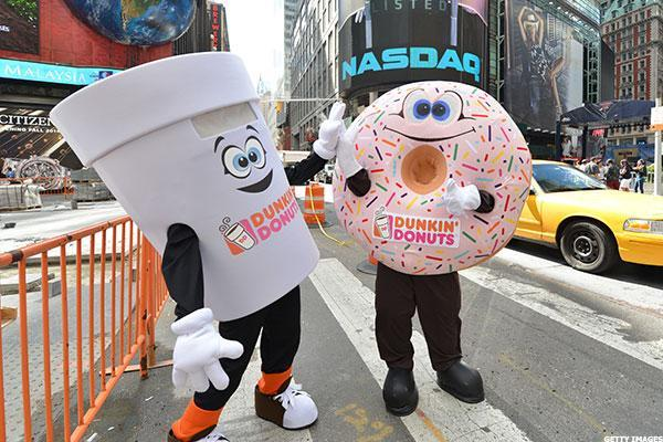 Dunkin' Donuts CEO: Amazon Is Re-Defining the Way People Look at Products