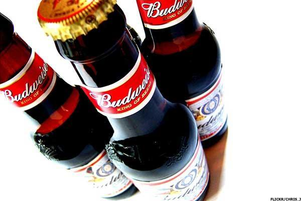 Anheuser Busch (BUD) Reportedly Wins Antitrust Approval in SAB Miller Deal, CNBC Says