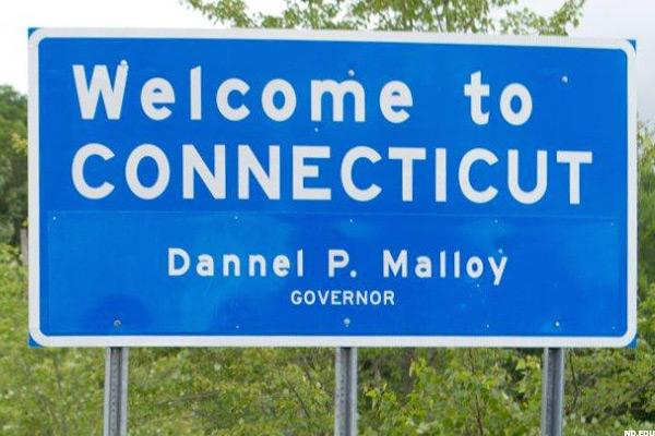 3. Connecticut