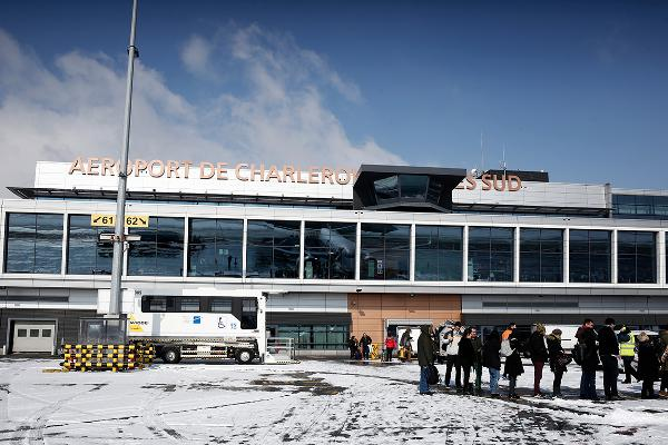 14. Brussels South Charleroi Airport