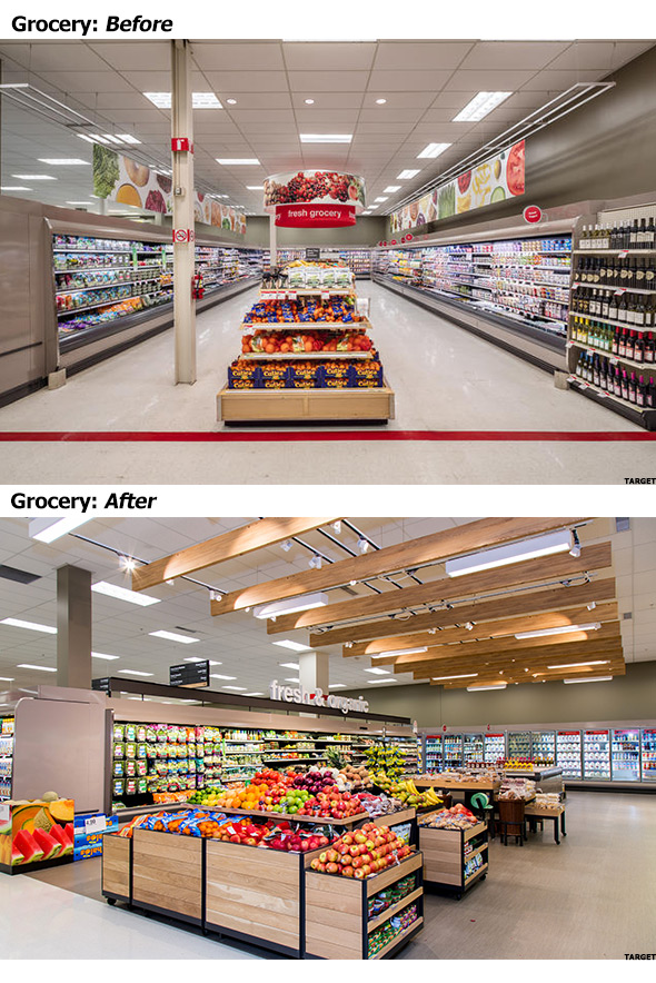 First Look Targets TGT Store of the Future Launches in