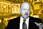 Jim Cramer Live: Playing the Markets, Oracle, Johnson & Johnson