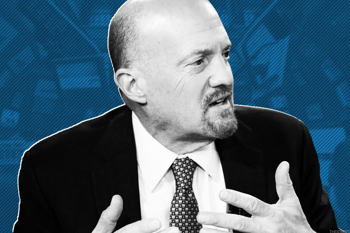 Jim Cramer's Thoughts on Aurora Cannabis and Breaking Up Big Tech