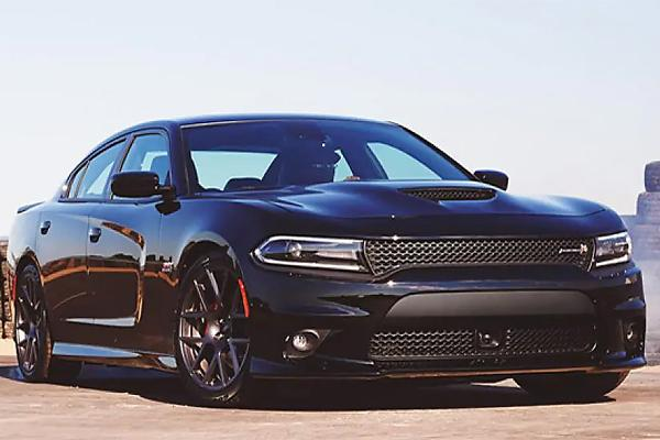 Large Cars: Dodge Charger