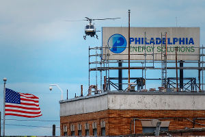 Philadelphia Energy Solutions Files for Bankruptcy Protection