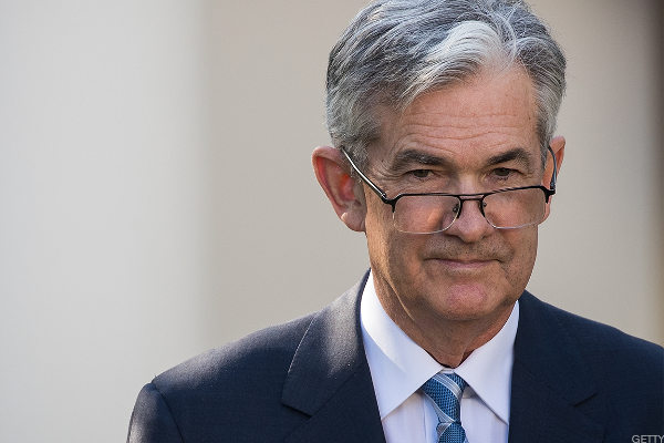 Stocks Get Pounded Before Jerome Powell's First Fed Meeting