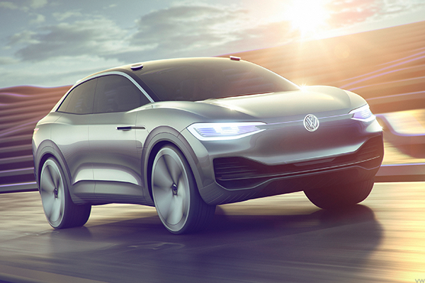 Volkswagen's EV Concept, Shown in Shanghai, Could Face Weak Consumer Demand in 2020