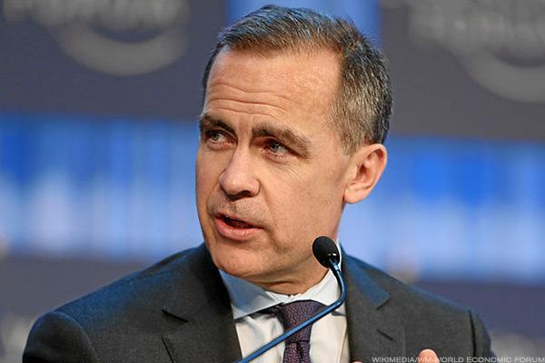Carney to Banks: Be Prepared For Brexit