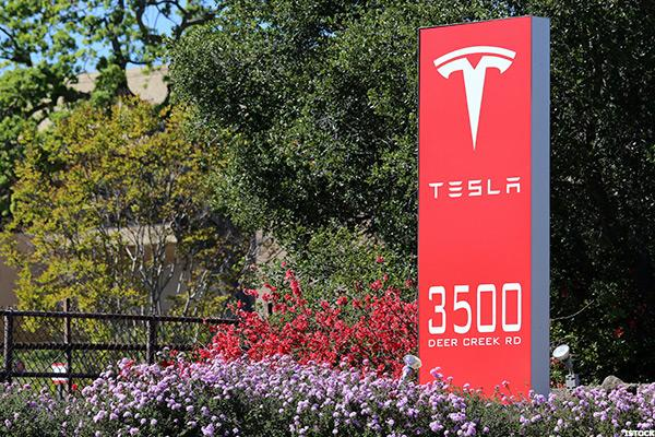 Tesla (TSLA) Stock Up, Musk: Needs 'Modest' Capital Raise for Strategic Turn