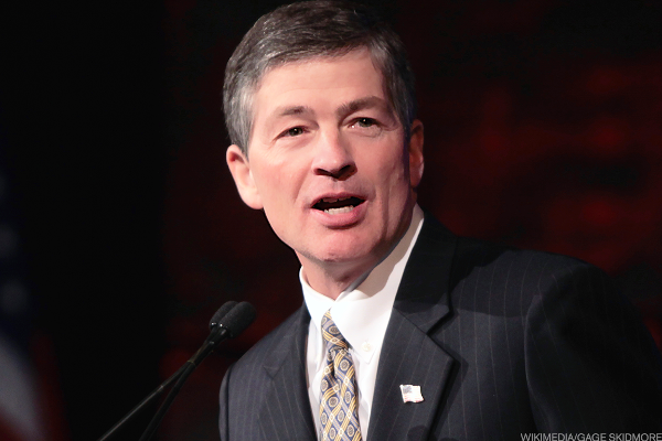 House Financial Services Chairman Jeb Hensarling Won't Seek Reelection