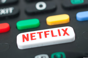 A Netflix Pullback Is Tempting