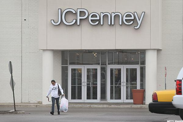 J.C. Penney's CFO Exits -- Stock Down 46% This Year