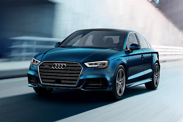 Luxury Compact Cars: Audi A3
