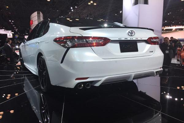 The Toyota Camry finally gets a dose of cool.