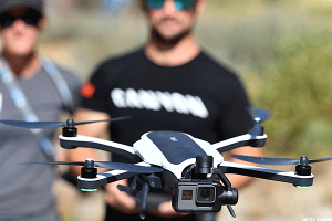 GoPro (GPRO) Stock Higher, BofA/Merrill: DJI Doesn't Pose Much of a Risk