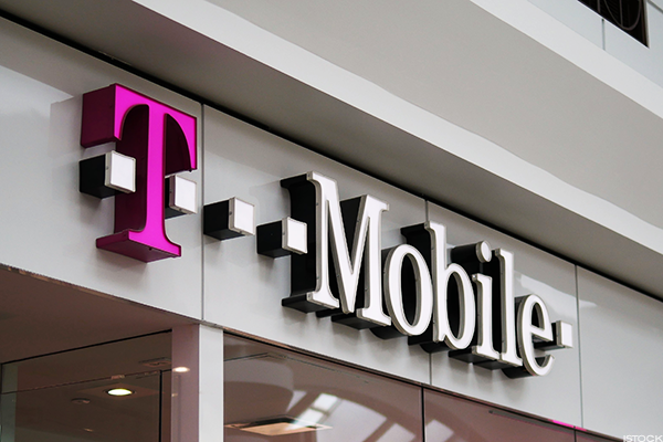 T-Mobile Is in a 'Dead Zone' Between Moving Averages