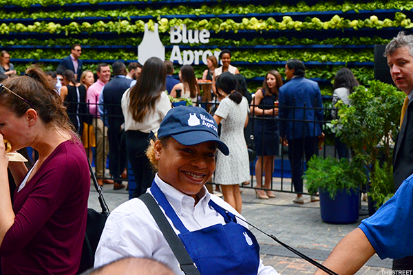 Blue Apron Is Being Ripped to Shreds Thanks to One New Move by Amazon