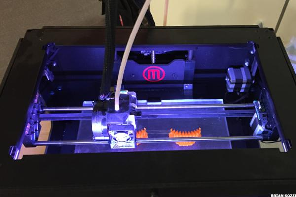 Stratasys' Latest Moves Show How Quickly the 3-D Printing Landscape Is Evolving