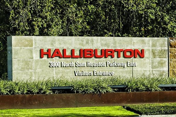 Halliburton Appoints Parker Drilling's Weber as CFO