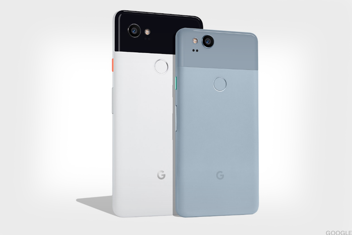 Google's new Pixel 2 phones
