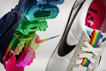 Nike Hopes People Rally Around These New LGBTQ Themed Rainbow Sneakers
