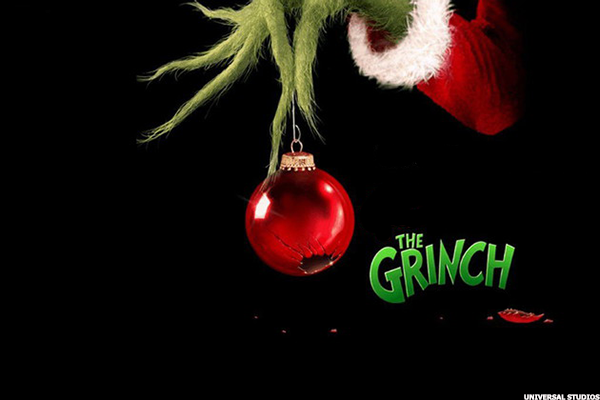 9. How The Grinch Stole Christmas