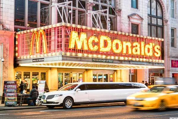 McDonald's (MCD) Stock Price Target Lowered at Guggenheim