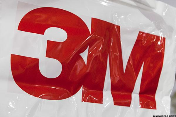 3M's Volume Is Losing Some Adhesion