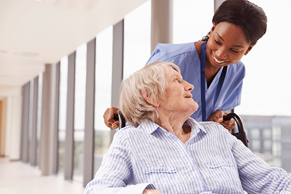 This Major Private Equity Firm Is Dumping a Nursing Home It Owns