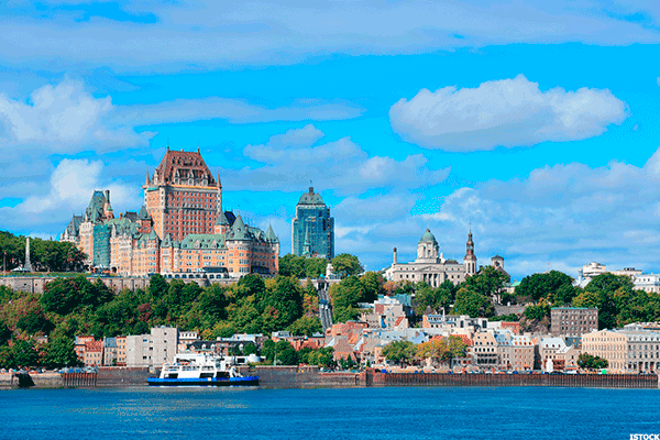 2. Quebec City