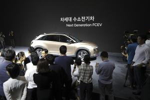 Hyundai Has a New Fuel Cell SUV With a 360 Mile Travel Range