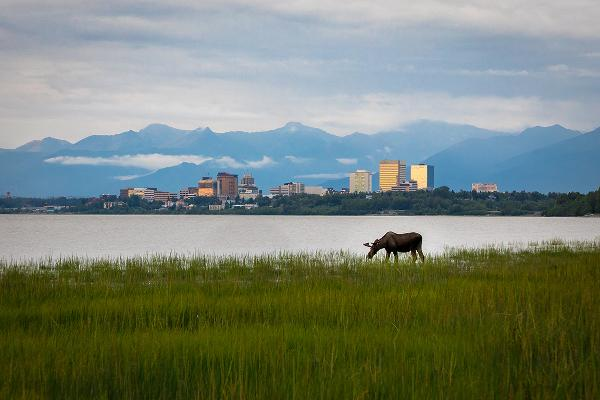 7. Anchorage, Alaska