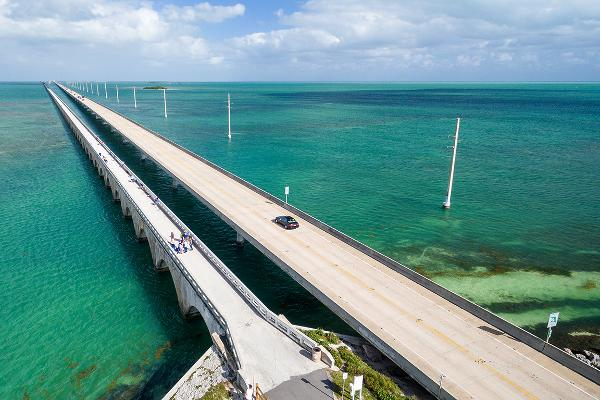 Overseas Highway: Miami to Key West