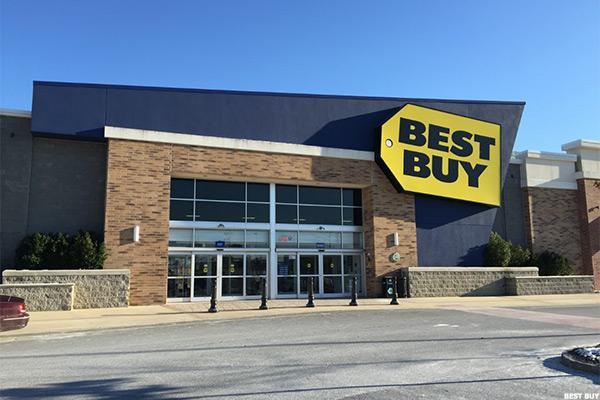 Jim Cramer -- Best Buy, Bed Bath & Beyond Aren't for Me