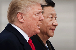 Trump: We're 'Talking' With China, Apple Has Point About Tariffs