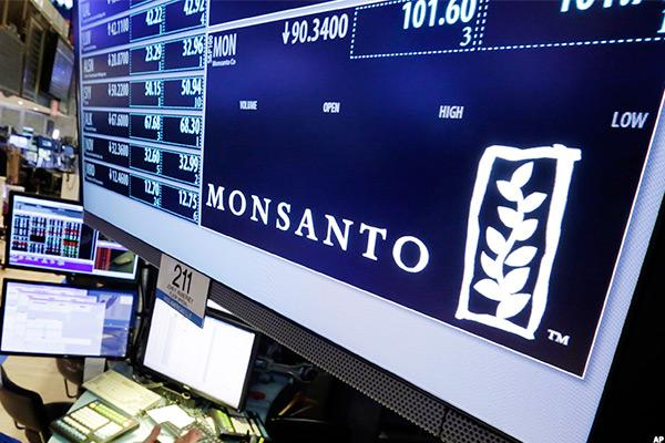 Monsanto (MON) Stock Higher as Q4 Results Top Estimates