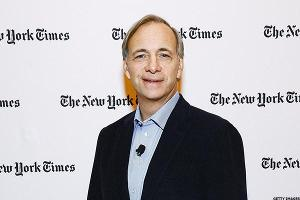 Dalio Exits CEO Role but Plans to Stay at Bridgewater 'Until I Die'