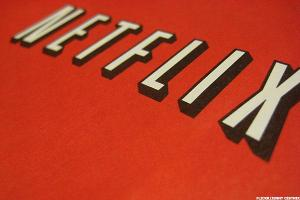 With Netflix, Buy the Service -- Not the Stock