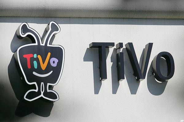 TiVo Stock Gains Ahead of Next Week's Q1 Results