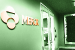 Merck Higher on Lung Cancer Data
