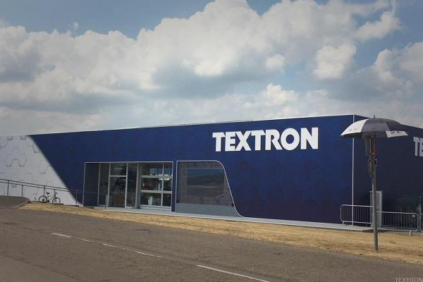 Textron Soars on NetJets Deal