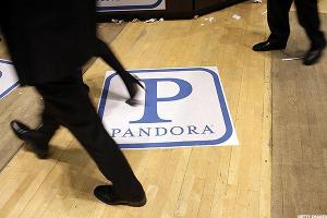 Pandora Goes to $18, $19 if Acquired, Analyst Says