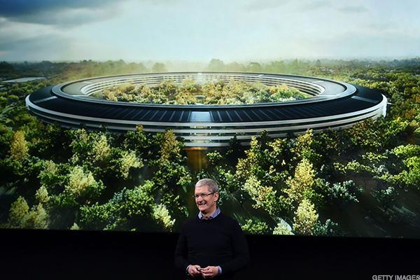 Apple, Others Display 'Edifice Complex'; Are Their Monuments of Building Concern?